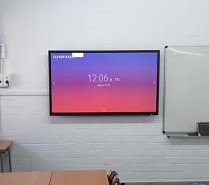 Monitor Interactiu Aula - Cleverotuch Serie V