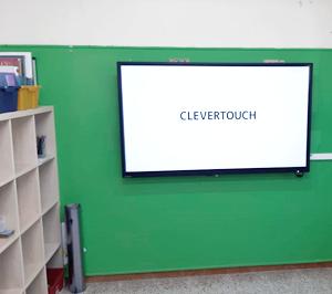Instalación Monitor Interactivo Clevertouch