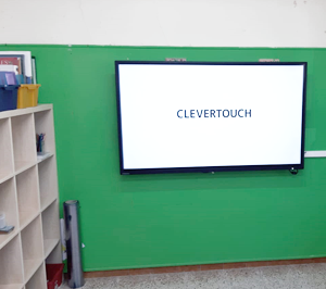 Monitor Interactiu Escolar Clevertouch