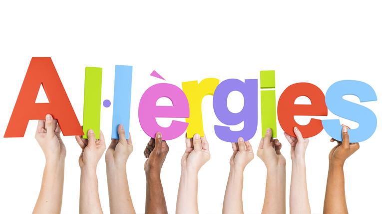Al·lèrgies i productes escolars