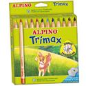 Llapis de Colors Alpino Trimax