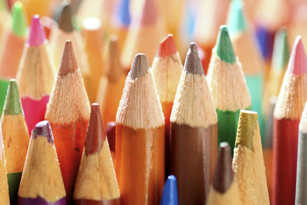Llista marques llapis de colors de fusta