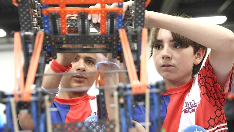 VEX Spain - 20/21 - Final Robòtica Escolar