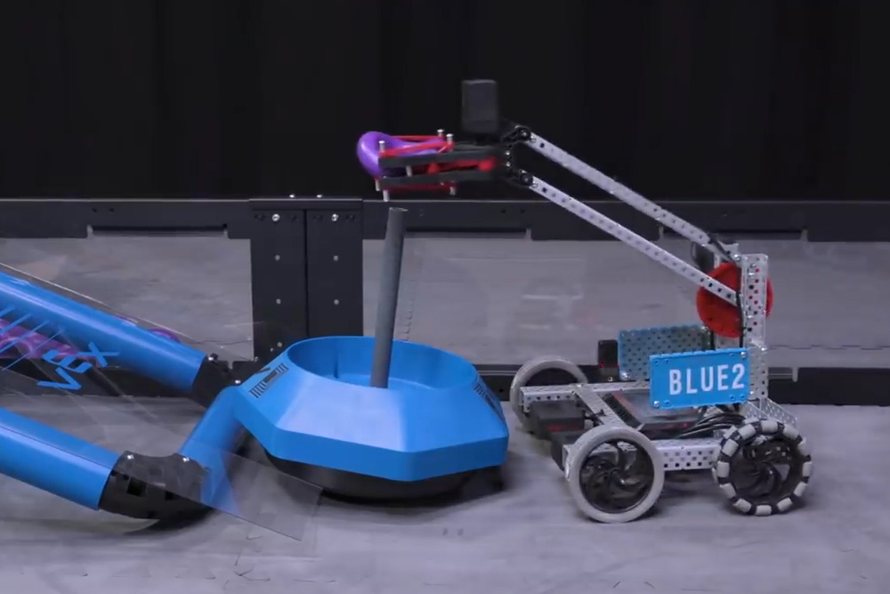 Repte Vex Robotics 21/22