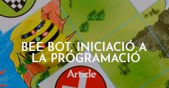 Bee bot,programació educativa