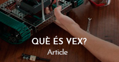 Robòtica Educativa Vex Robotics