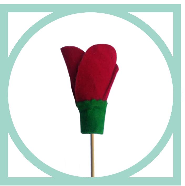 Rosa Sant Jordi de Feltre