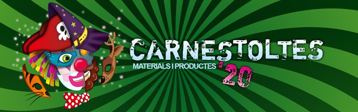 Productes i Material Carnestoltes 2020