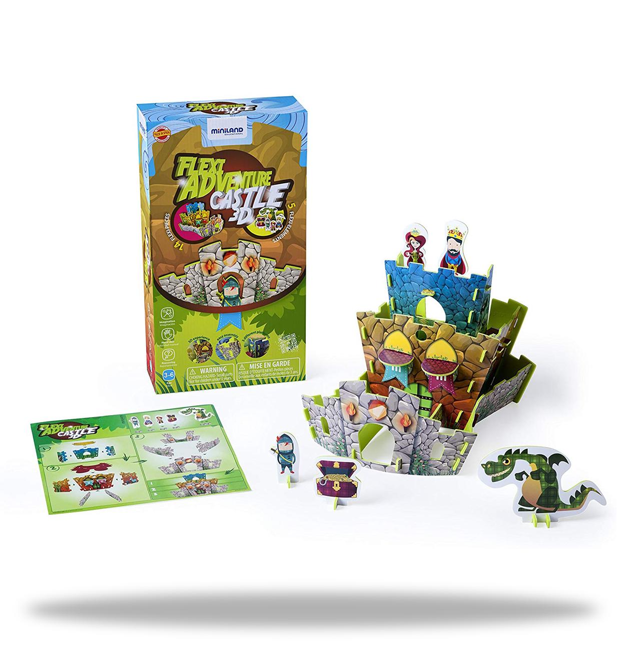 Joc Flexi Adventure - Miniland