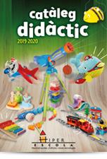 Catàleg Material Didàctic 2019-2020