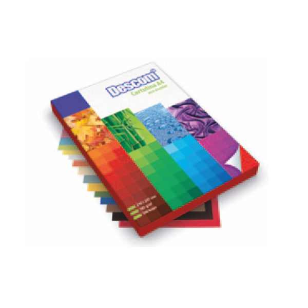 Cartolina - Paquet 100 Fulles Din A-4