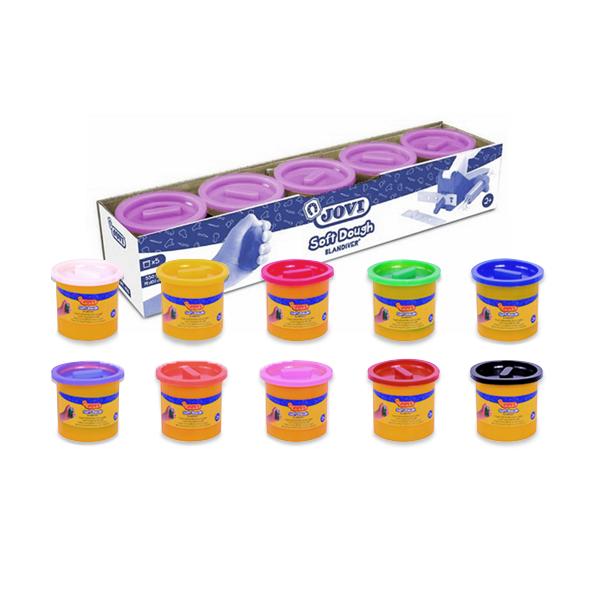 Pasta per Modelar - Blandiver Soft Dought 110gr. Jovi