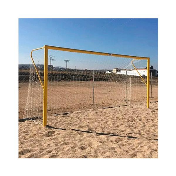 Porteries futbol-platja metàl·liques