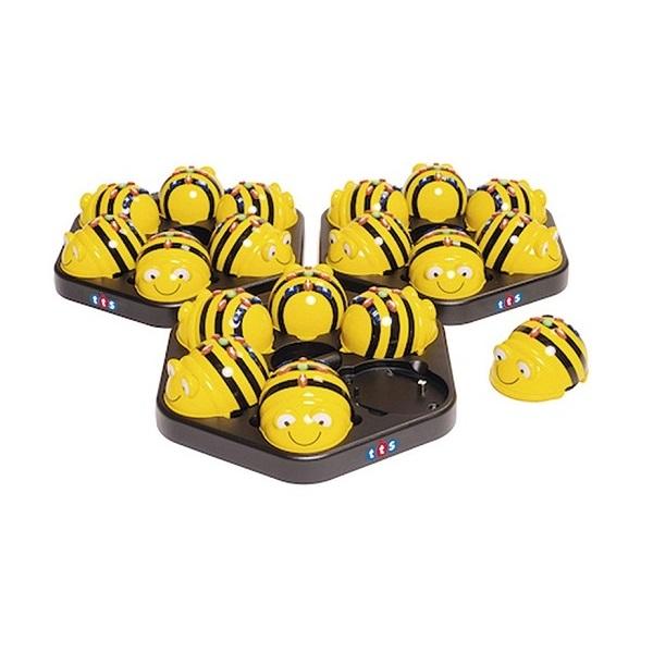 BEE-BOT 6 UNITATS AMB BASE DE CARREGAMENT GRATUÏTA